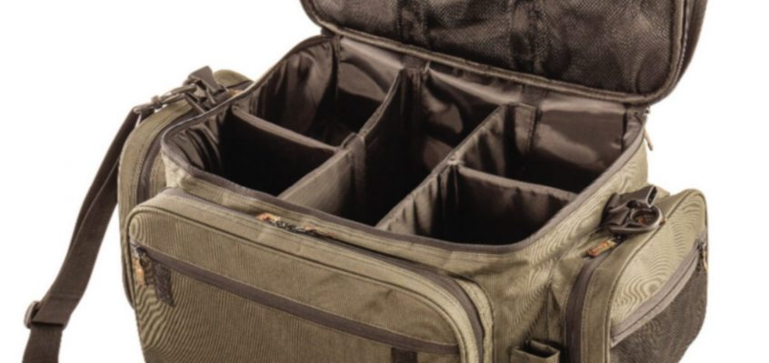 Fishing luggage & Tackle bags for the real world