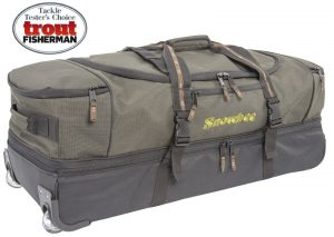 2-way lockable zips on all the main compartments for added security
