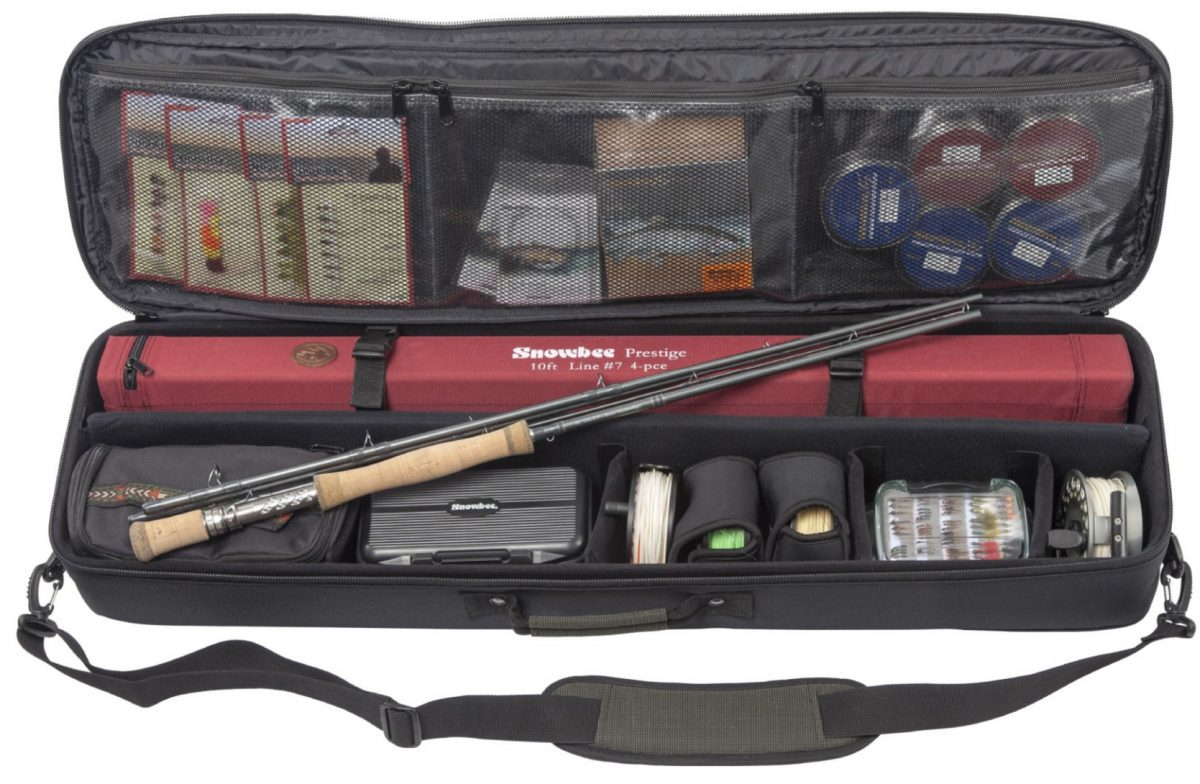 Fishing Tackle & luggage for the real world