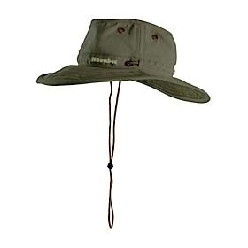 Wide brimmed ranger hat