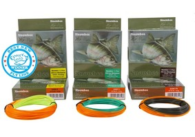Intermediate /& Fast Sink Snowbee XS-Plus Spectre Distance Fly Lines in Floating