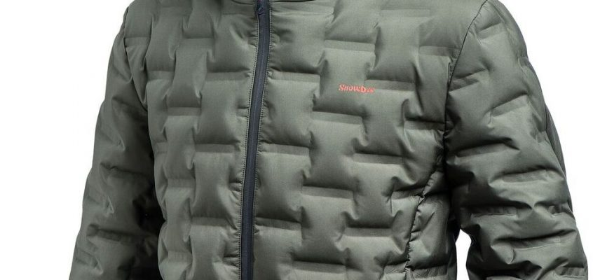 Our Nivalis Down Jacket – New for the 2018 season!