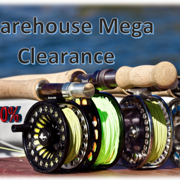 Snowbee Warehouse Mega Clearance
