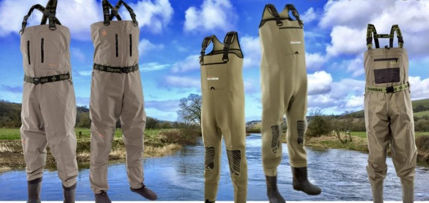 Snowbee Waders, Tough, Durable & very Reliable. Not just for river fishing!