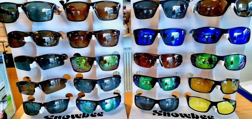 Looking for the right style of sunglasses to suit your fishing needs?